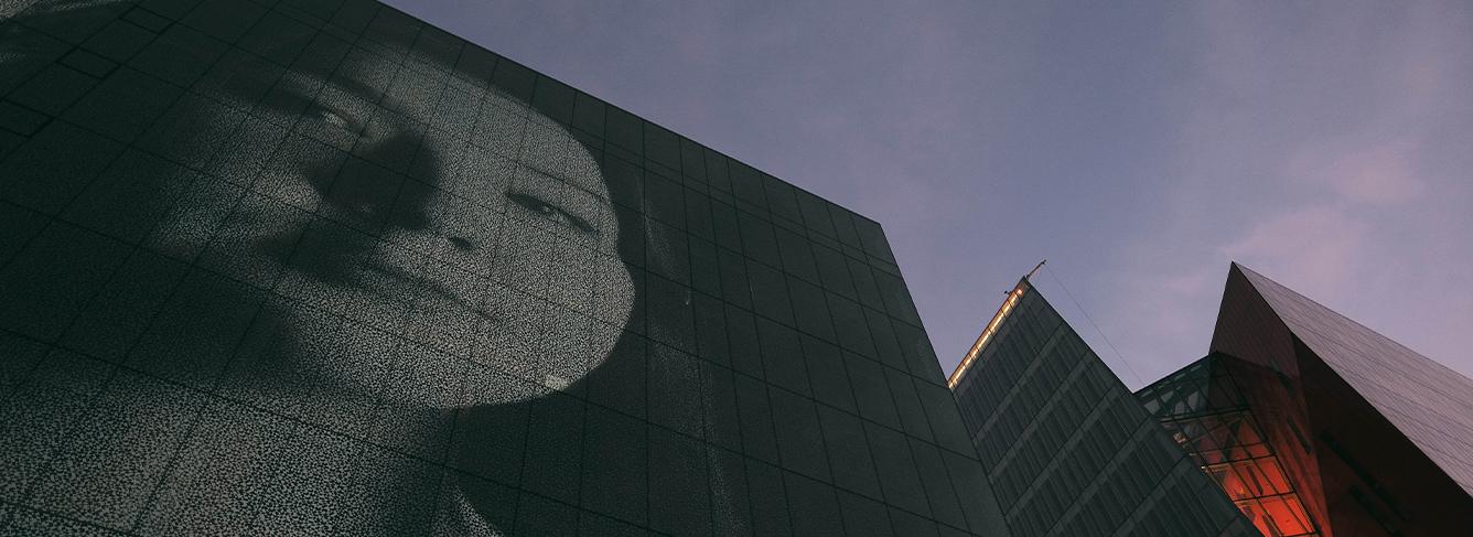 la ville, des artistes